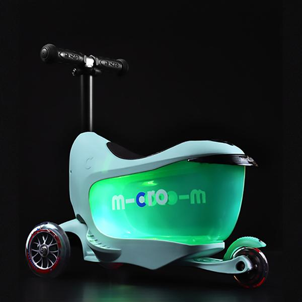 Micro Scooter Mini2Go Deluxe Plus Menta