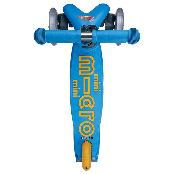 Micro Scooter Mini Deluxe Azul Oceano