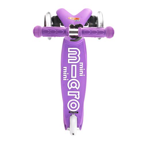 Micro Scooter Mini Deluxe Morado