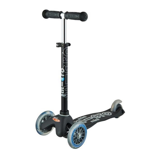 Micro Scooter Mini Deluxe Negro