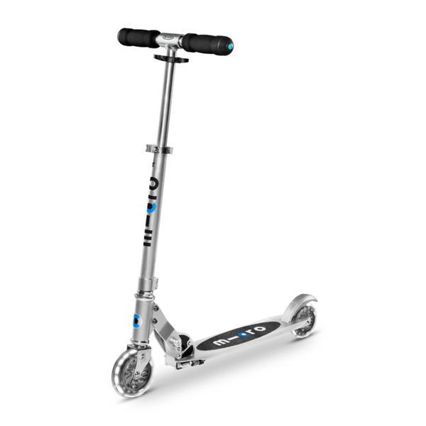 Micro Scooter Sprite LED Aluminio