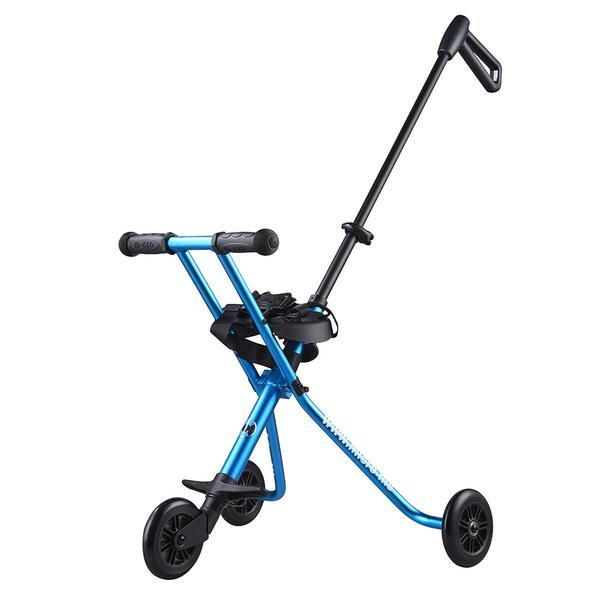 Micro Triciclo de empuje Trike Deluxe Azul