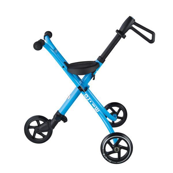 Micro Triciclo de empuje Trike XL Azul