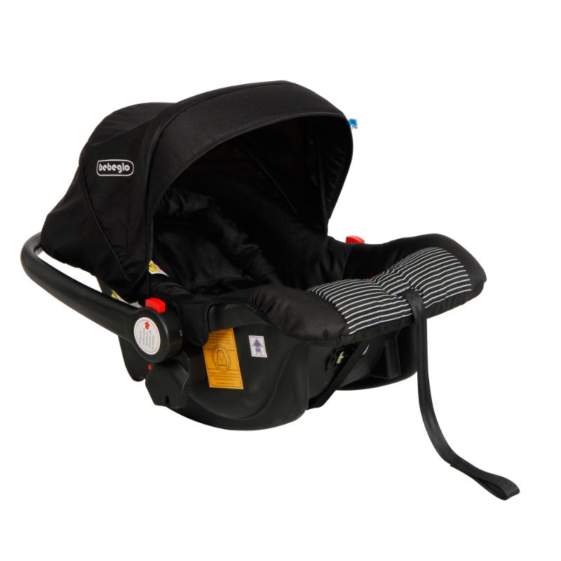 Coche Travel System Bebeglo RS-1320-3 Negro
