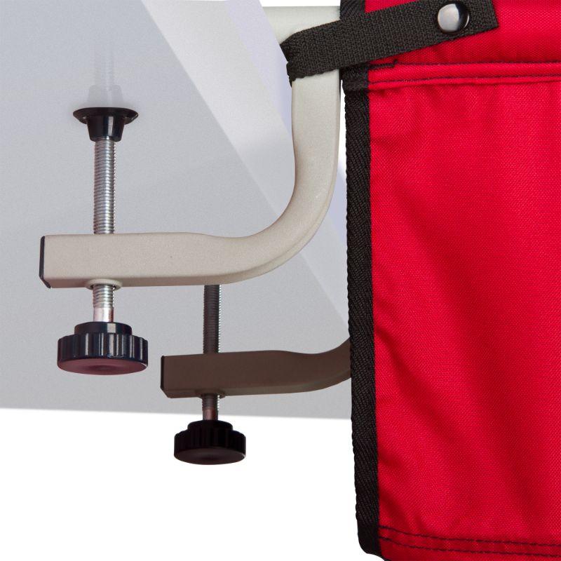 Silla de Comer RS-7065-3 Rojo