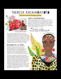 50 historias de mujeres y niñas que cambiaron el mundo