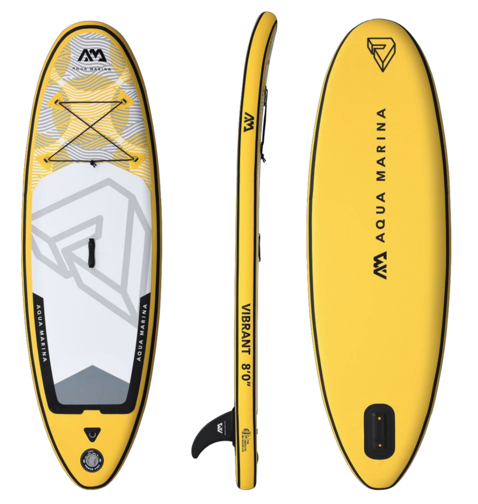 Stand Up Paddle Vibrant