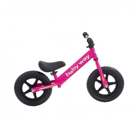 Bicicleta De Equilibrio Fucsia Baby Way