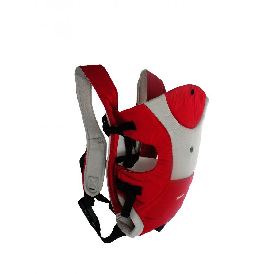 Porta Bebé Big Bag - Rojo