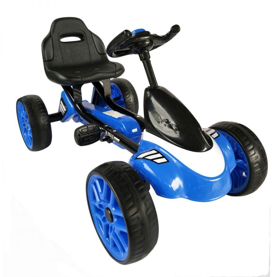 Gokart Corsa Azul