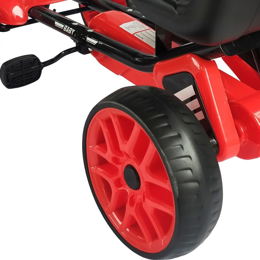 Gokart Corsa Rojo