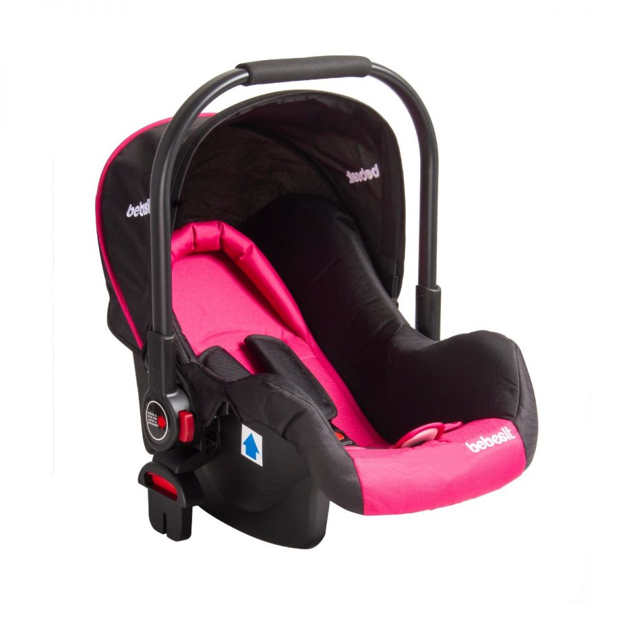 Coche Travel System Explorer - Rosado