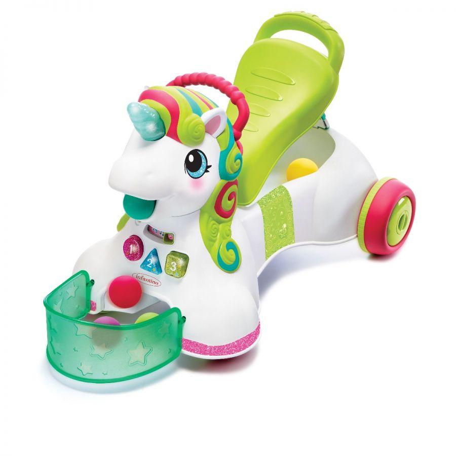 Unicornio Caminador 3 en 1