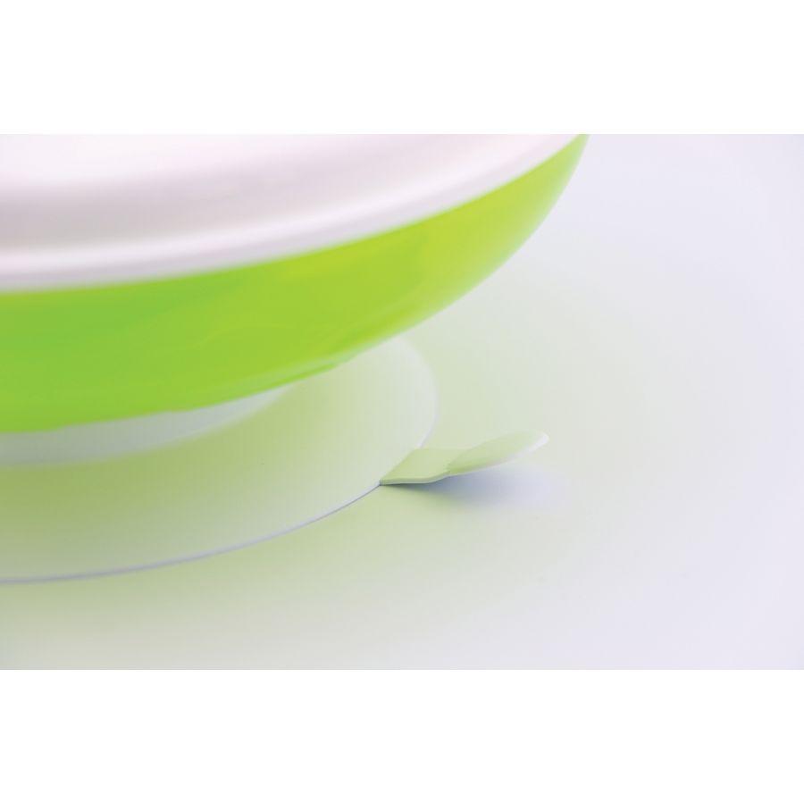 Plato Termico Para Microondas - Verde