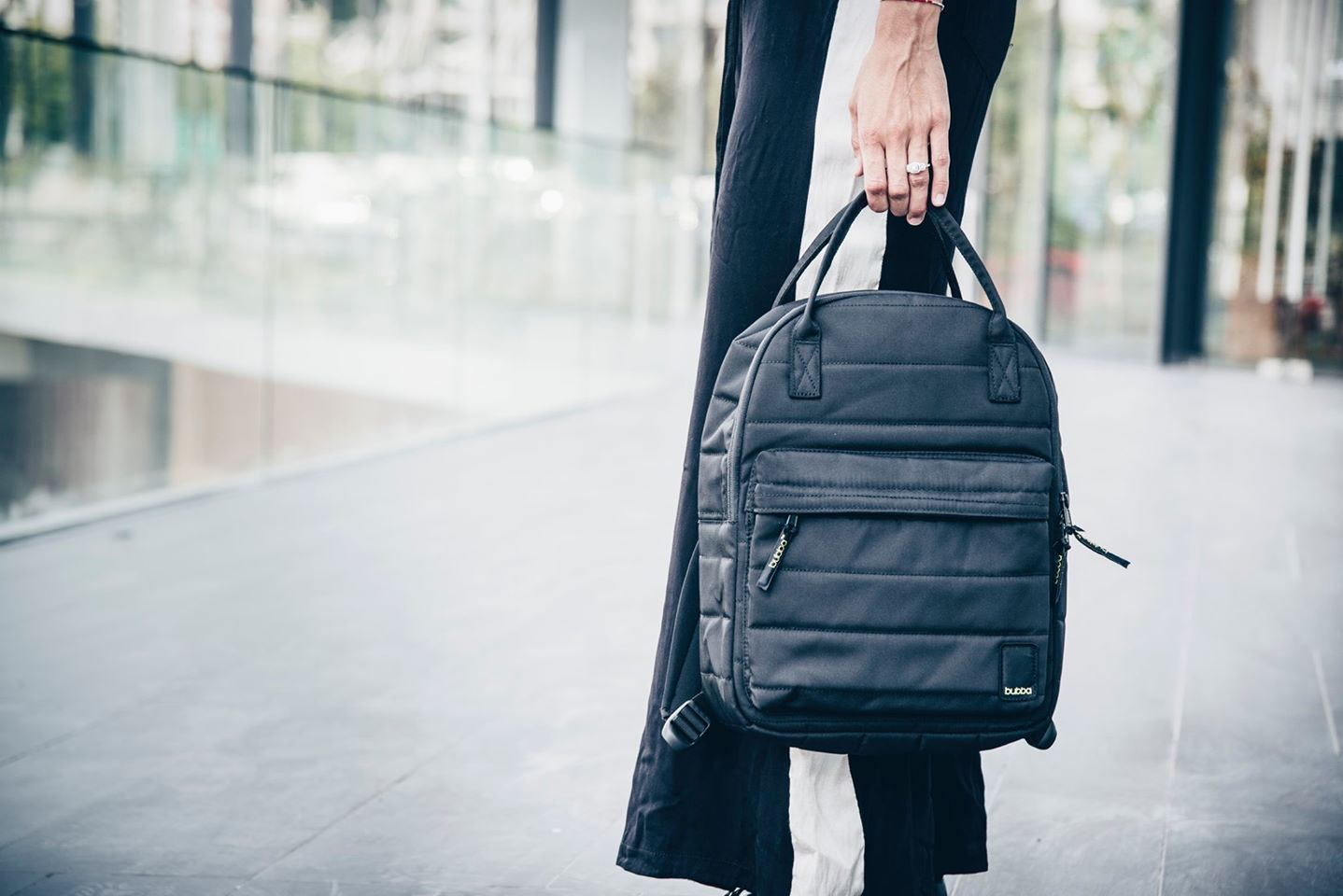 Mochila Montreal Blackhood Regular Bubba Bags