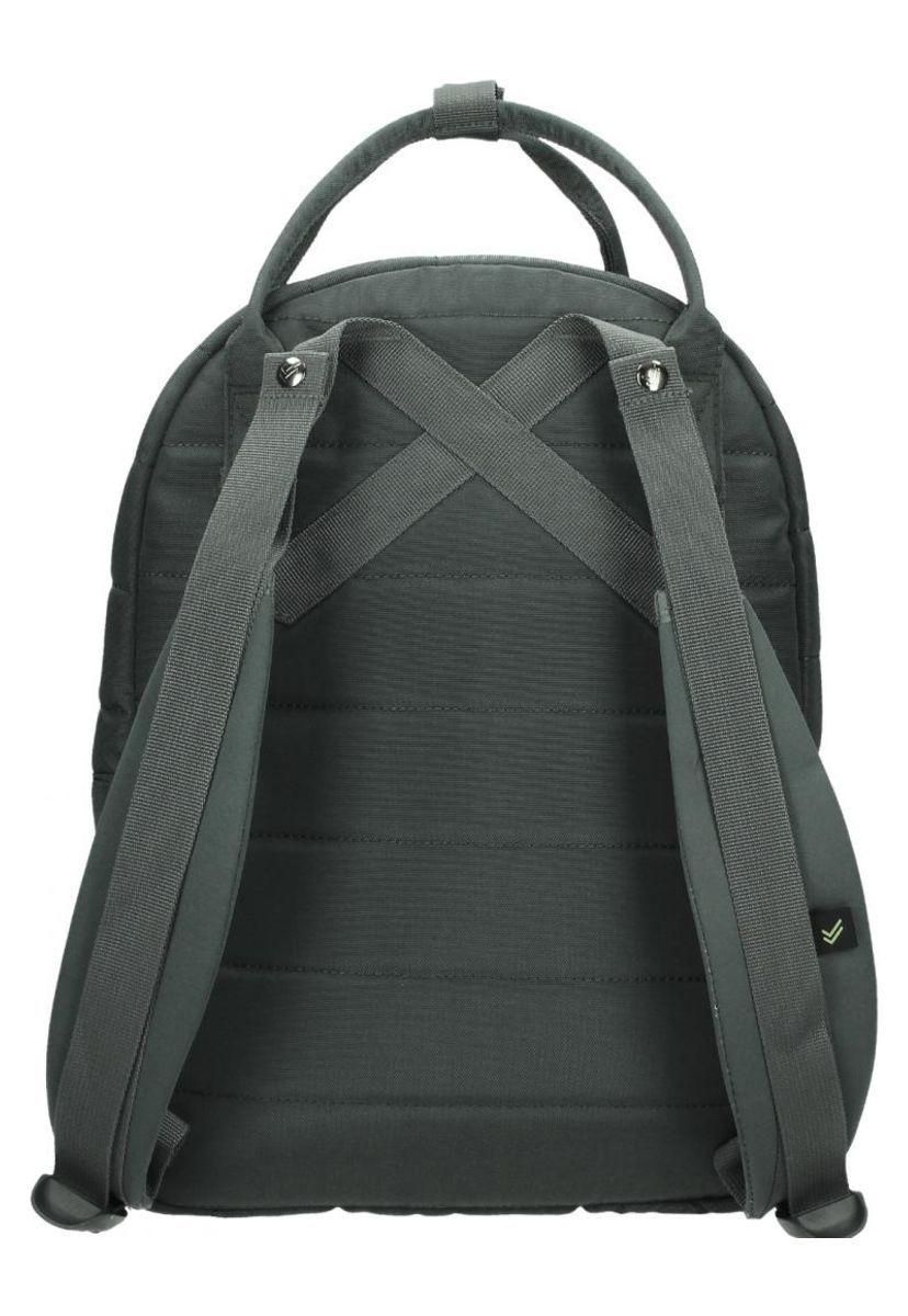 Mochila Montreal Charcoal Regular Bubba Bags