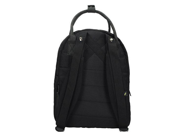 Mochila Montreal Grease Black Mini Bubba Bags