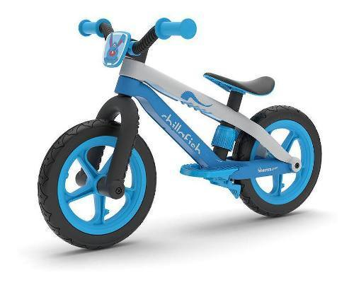 Bicicleta De Equilibro Chillafish Bmxie 02 Blue
