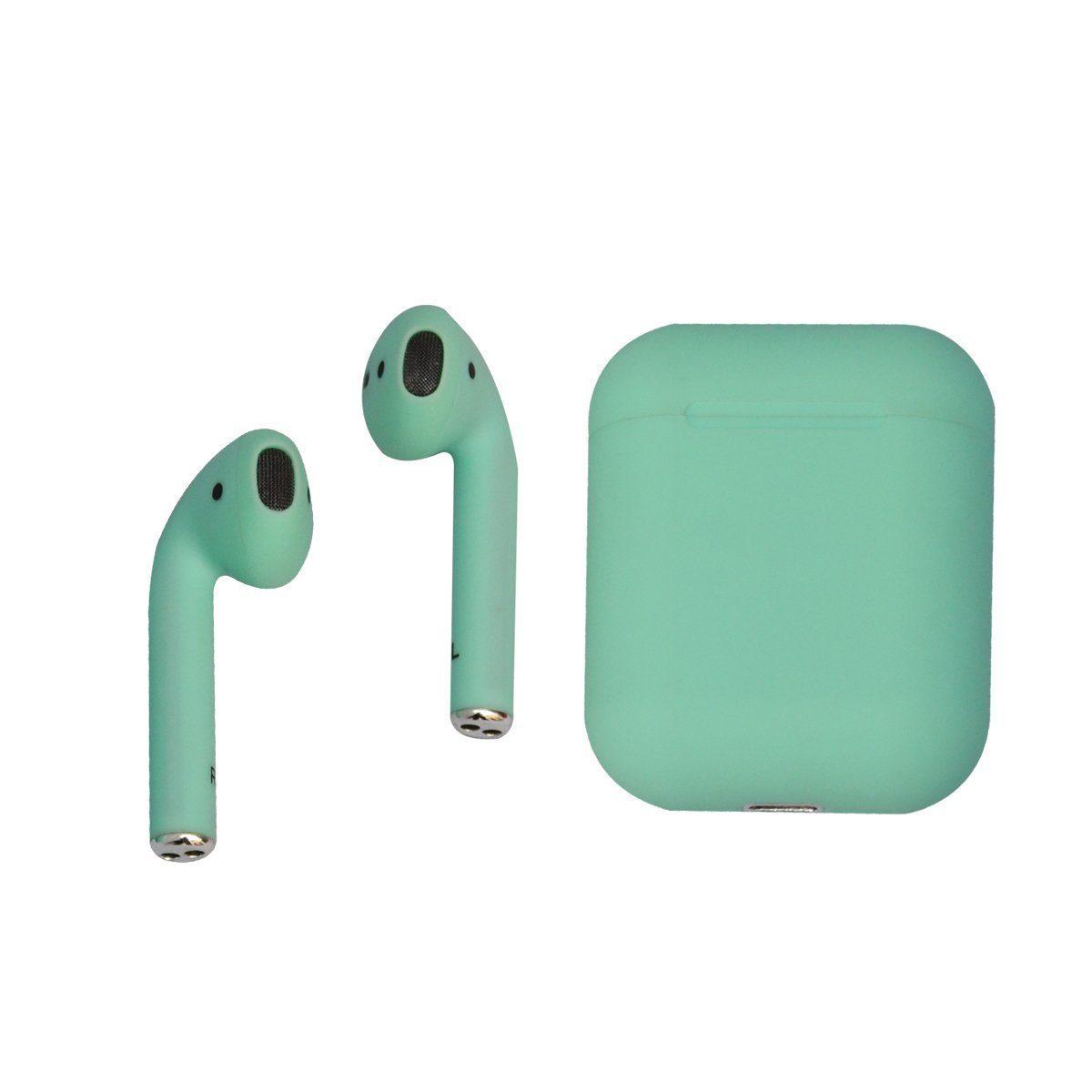 Audífonos Lhotse Bluetooth Inalámbrico Rm12 Celeste .