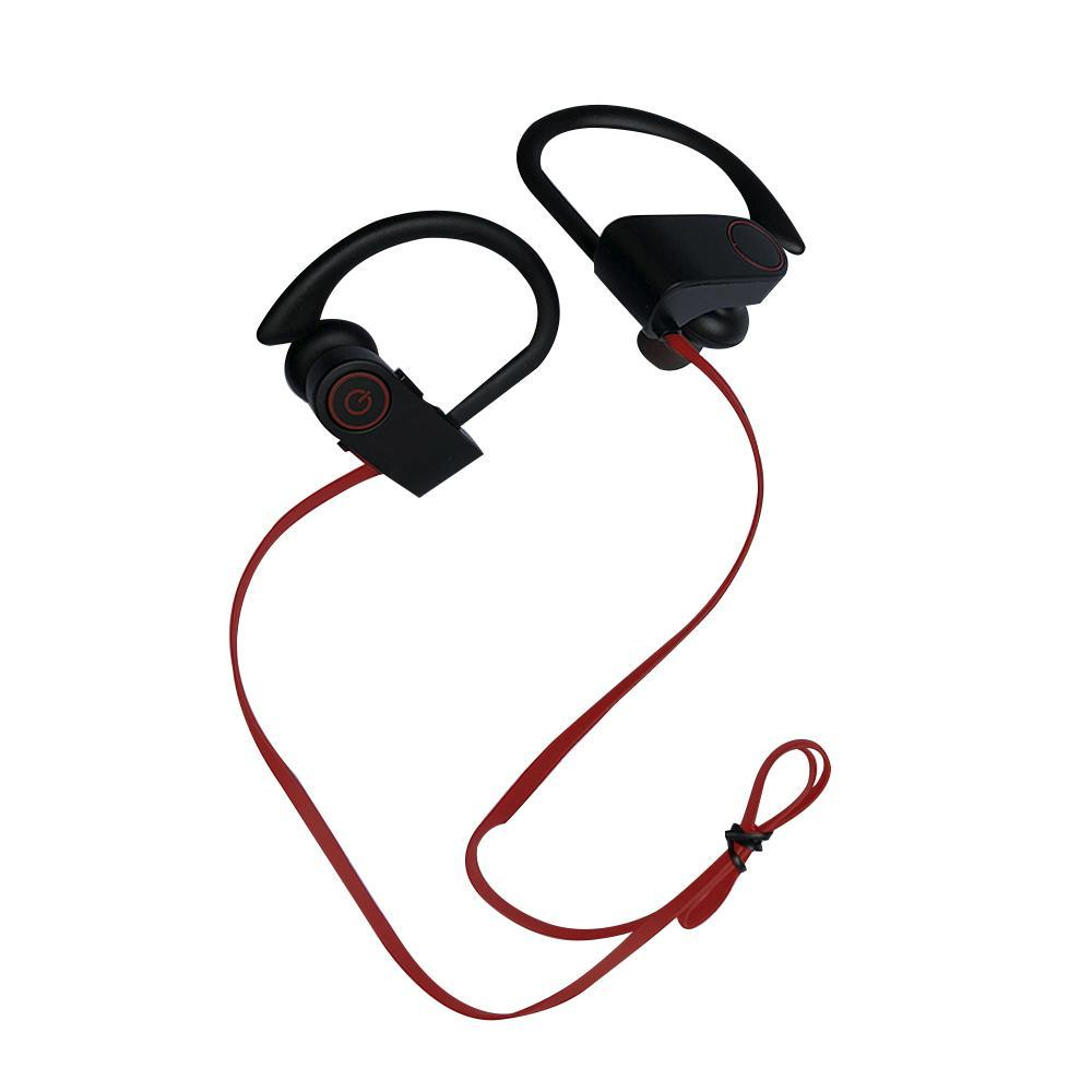 Audífonos Bluetooth Deportivos Lhotse RM5 Rojo
