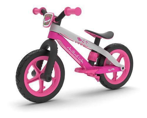 Bicicleta De Equilibro Chillafish Bmxie 02 Pink