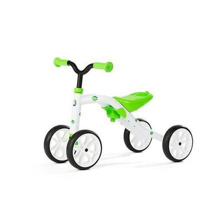 Bicicleta De Equilibrio Niños Chillafish Cuatriciclo Verde