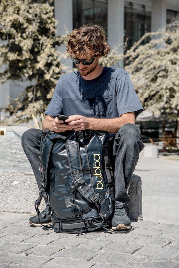 Bolso Duffel Bag Blvck Onyx Bubba Bags