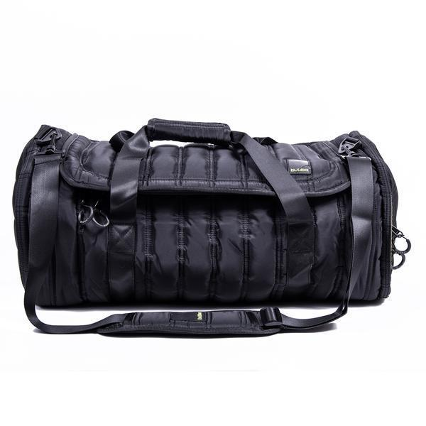 Bolso Deportivo Classic Matte Black Velvet Bubba Bags