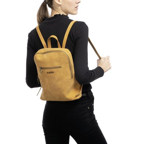 Mochila Cartera Sophie Camel Mini Bubba Bags