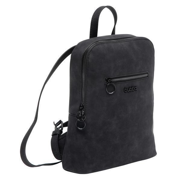 Mochila Cartera Sophie Black Mini Bubba Bags