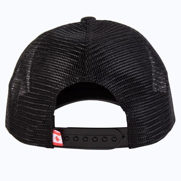 Gorro Jockey Classic 3D Tasty Black Bubba Bags