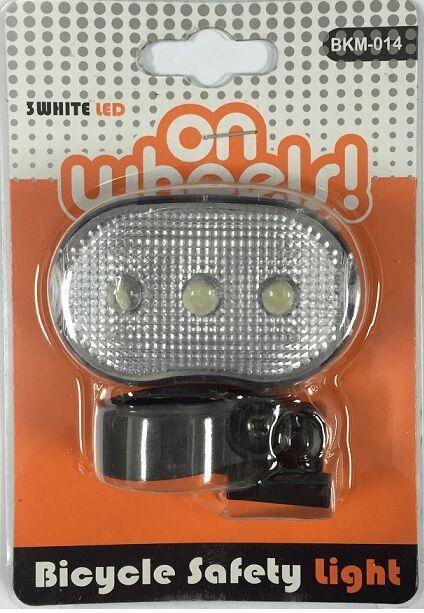 Luz LED Delantera Para Bicicleta OnWheels