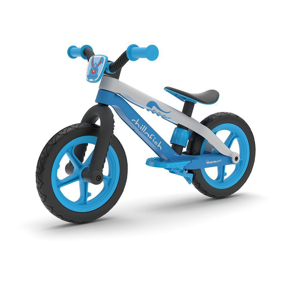 Bicicleta Aprendizaje Chillafish Bmxie  02 Azul