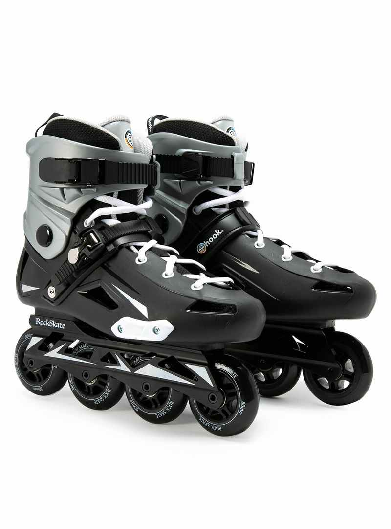 Patines Roller Freeskate Rock Skate Talla 43 Hook