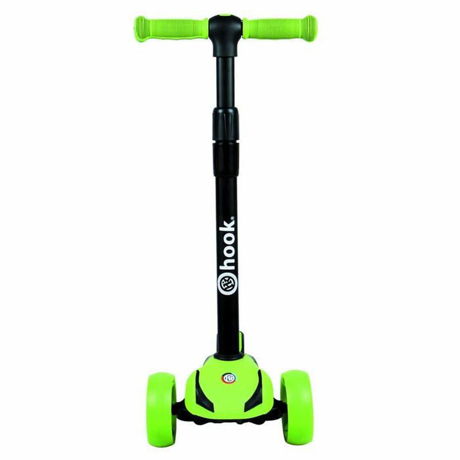 Maxi Scooter Color Verde Hook
