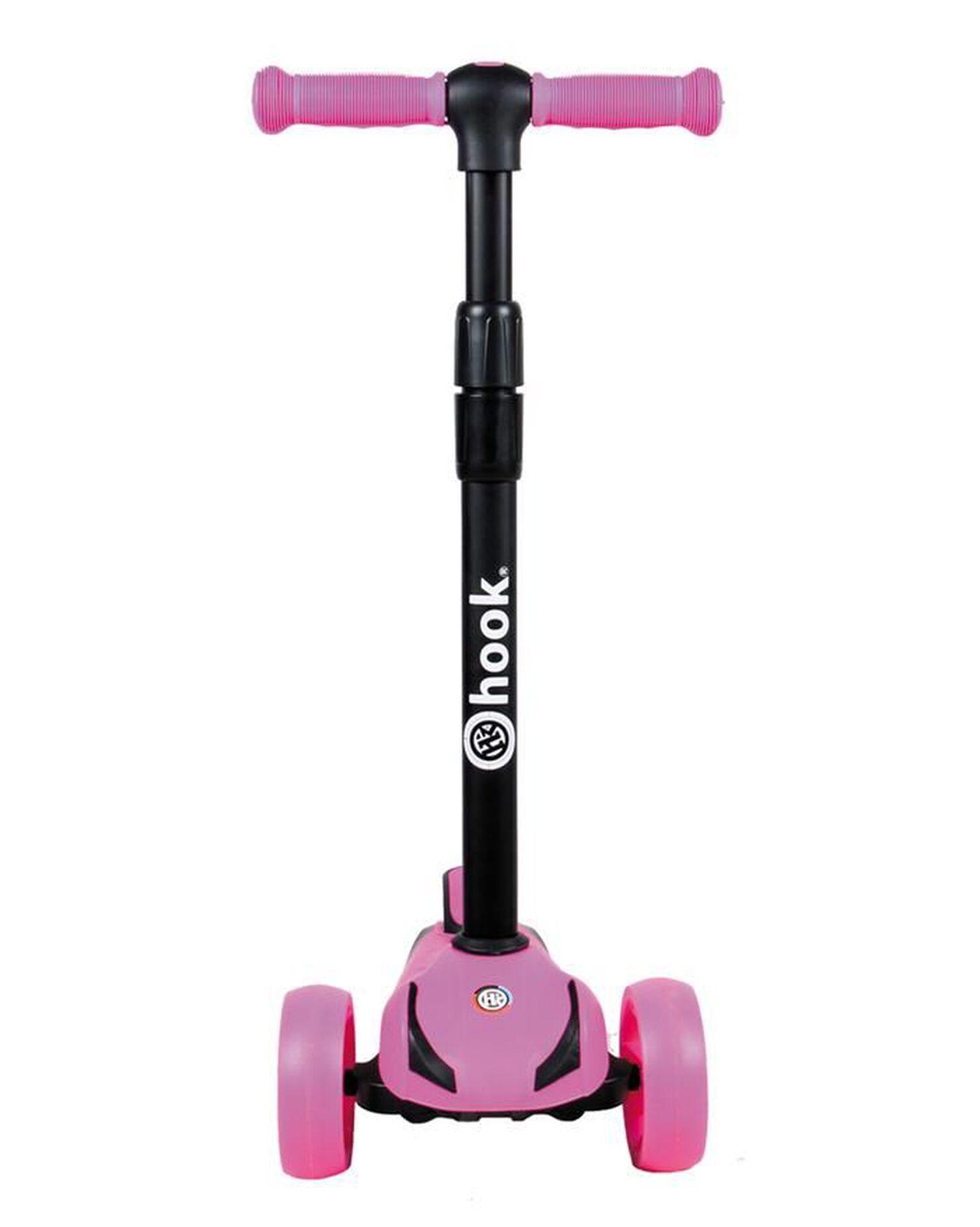 Maxi Scooter Color Rosado Hook