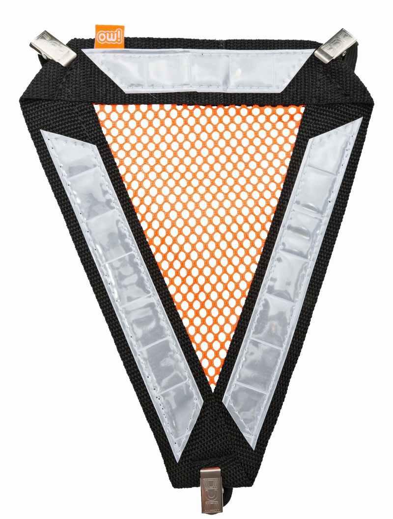 Triangulo Reflectante OnWheels Blanco
