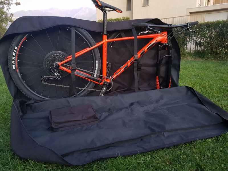 Bolso Porta Bicicleta MTB