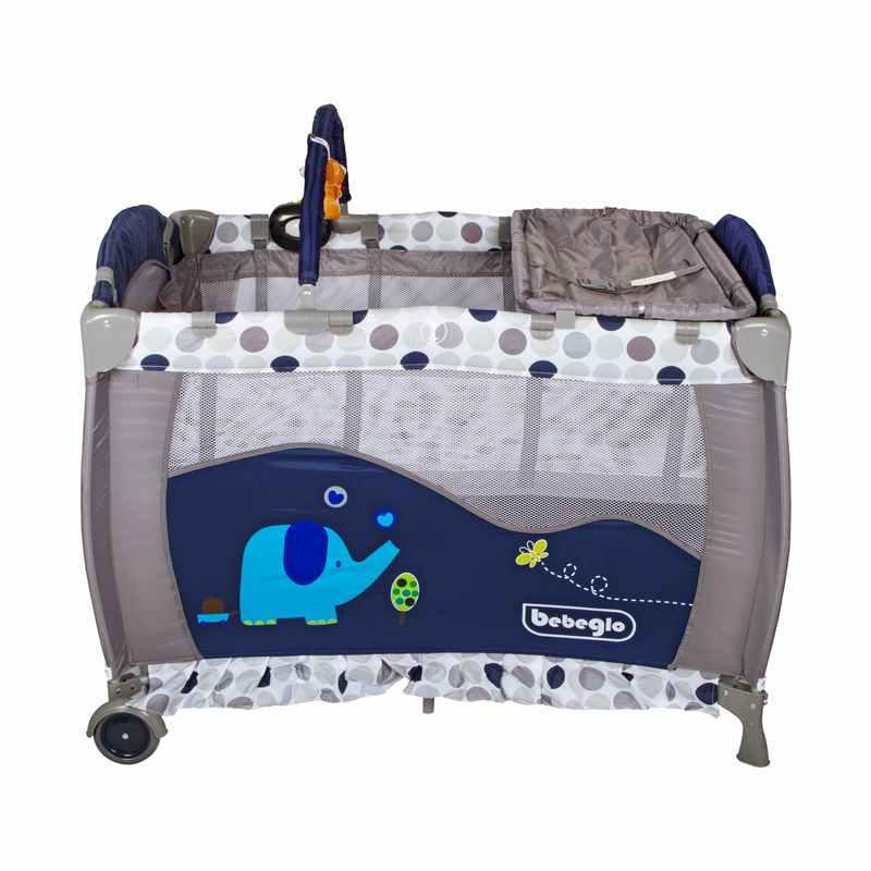 Cuna Pack & Play RS-6190-1 Azul