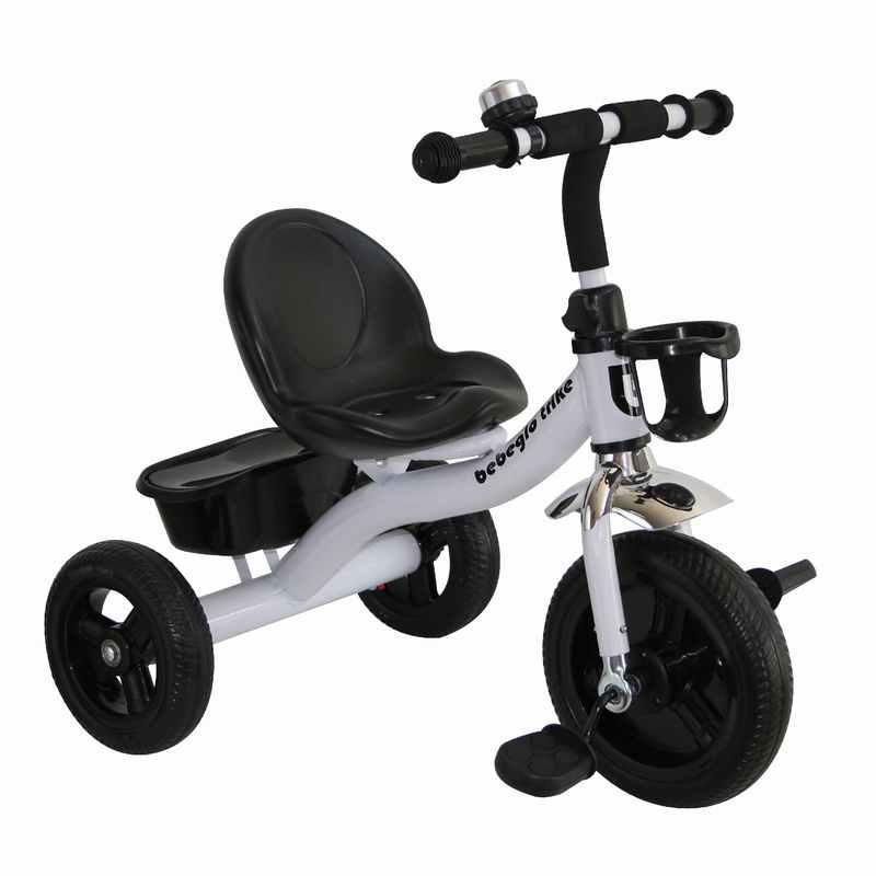 Triciclo Bebeglo RS-1630-4 Blanco