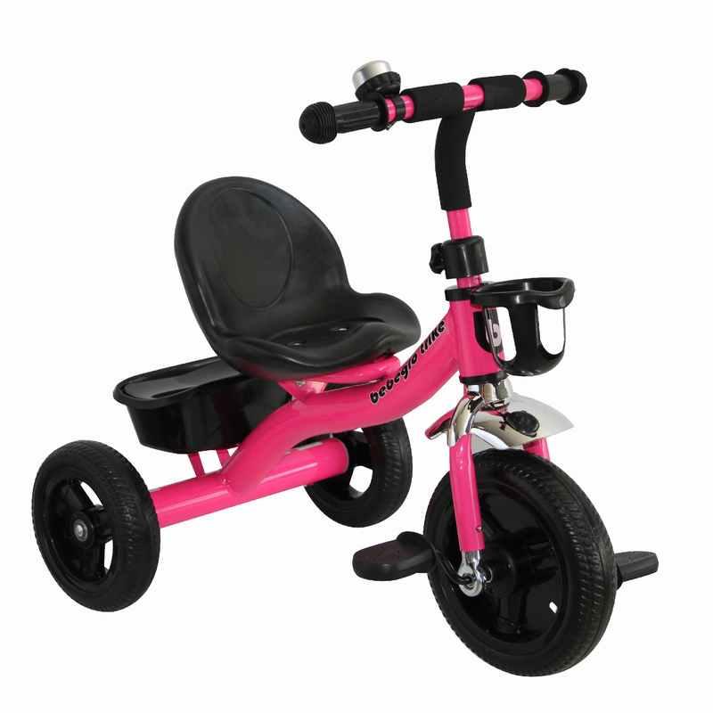 Triciclo Bebeglo RS-1630-2 Fucsia