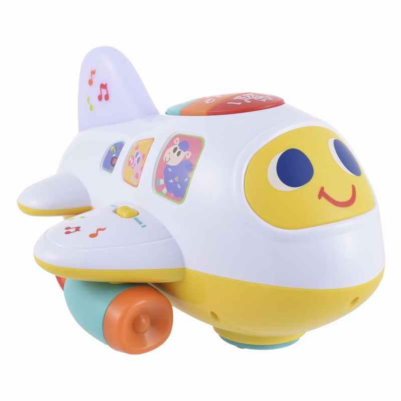 Avion Interactivo Bump & Go Baby Way