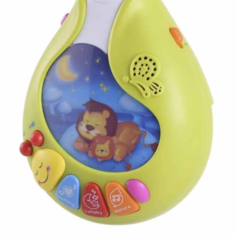 Movil Musica Interactiva Baby Way