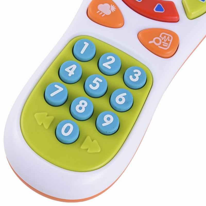 Control Remoto Musical Interactivo Baby Way