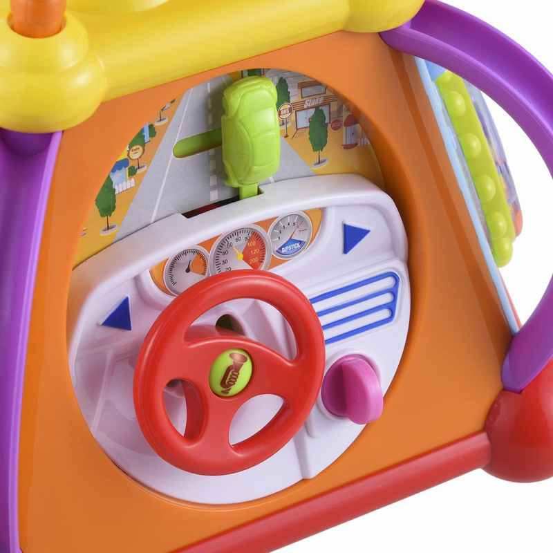 Piramide Juegos Y Musical Interactivo Baby Way