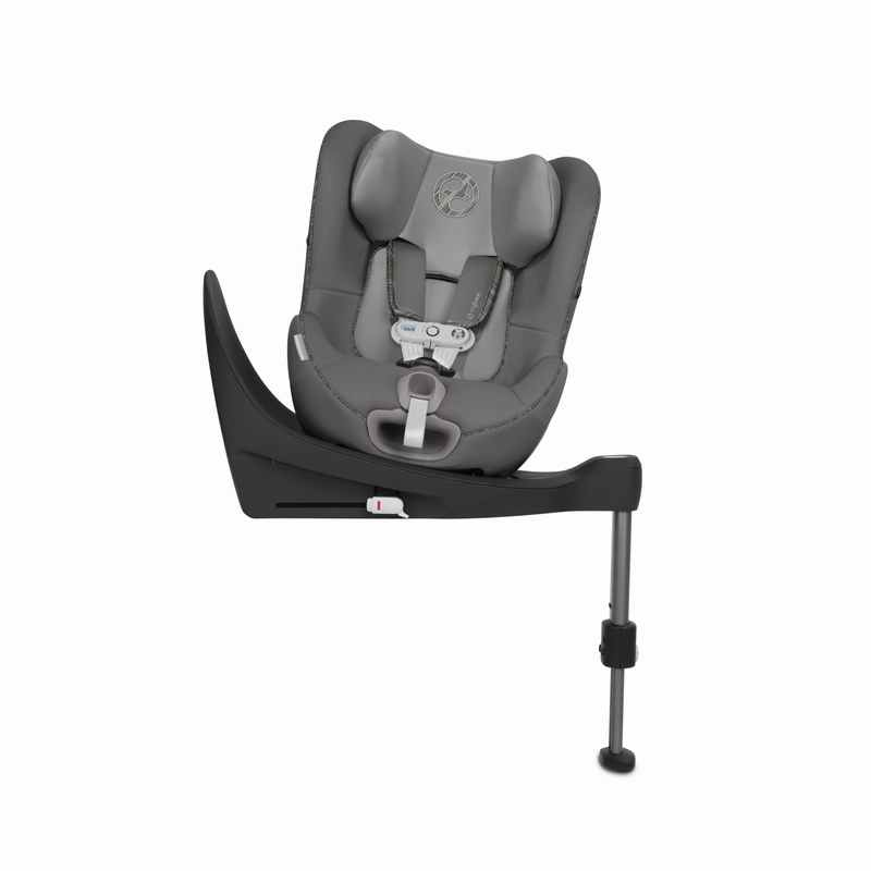 Silla de Auto Convertible Sirona S I-Size 360° Soho Grey