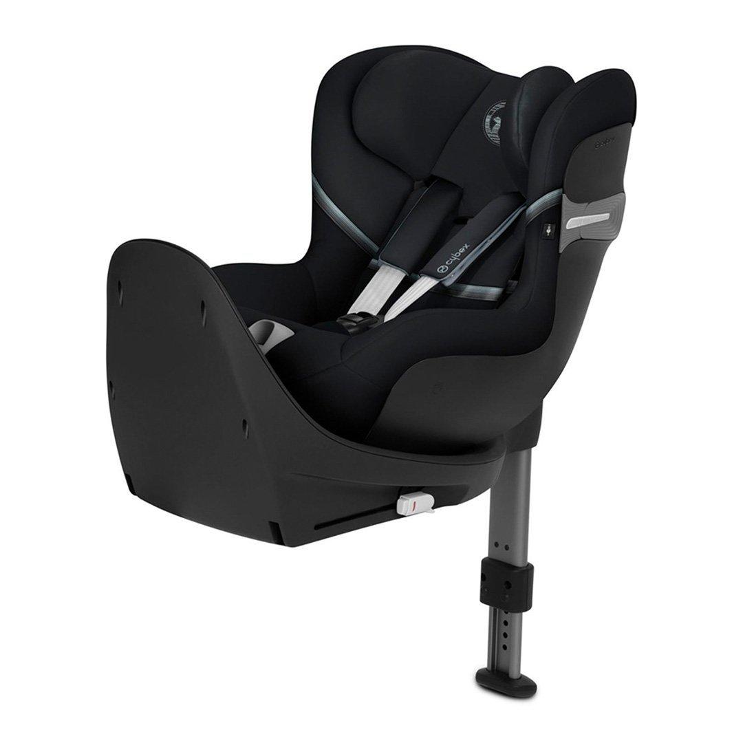 Silla de Auto Convertible Sirona S I-Size 360° Deep Black