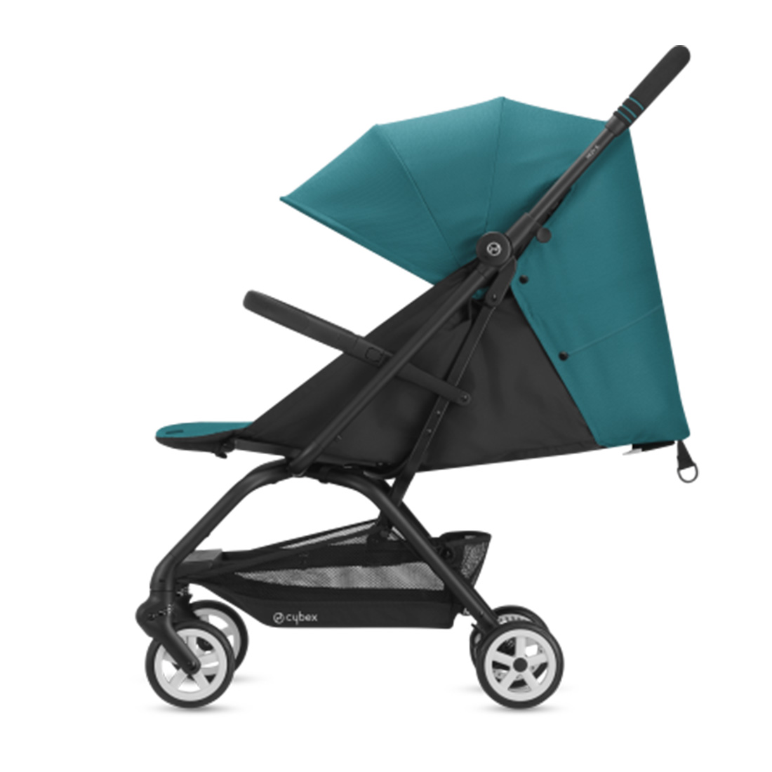 Coche Travel System Eezy S v2 Gris + Aton5 + Base
