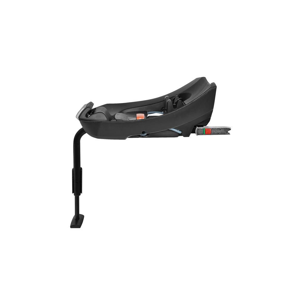 Silla de auto Nido Aton 5 + Base 2-Fix Negro
