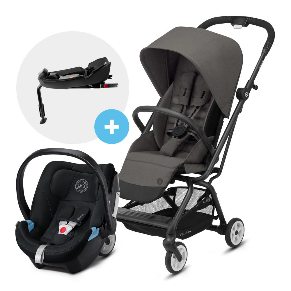 Coche Travel System Eezy S Twist v2 SG + Aton5 + Base